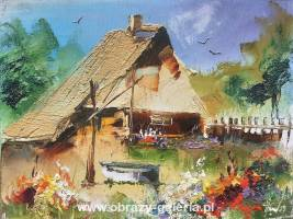 Alfred Anioł - Country cottage