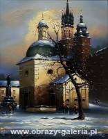 Adam Strumiński - St. Adalbert's church